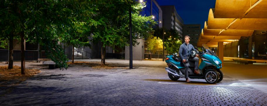 Peugeot Metropolis 2020